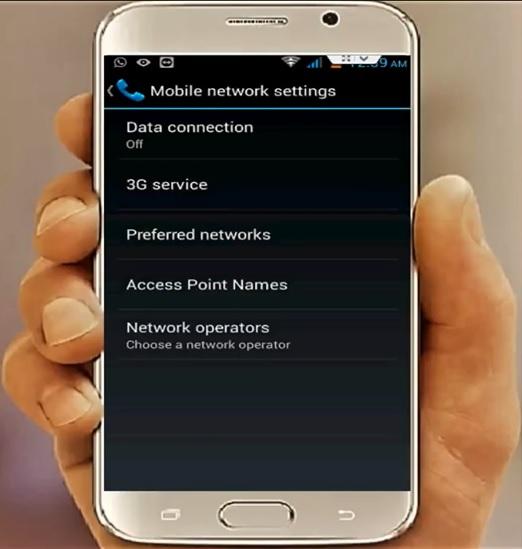 Network operators